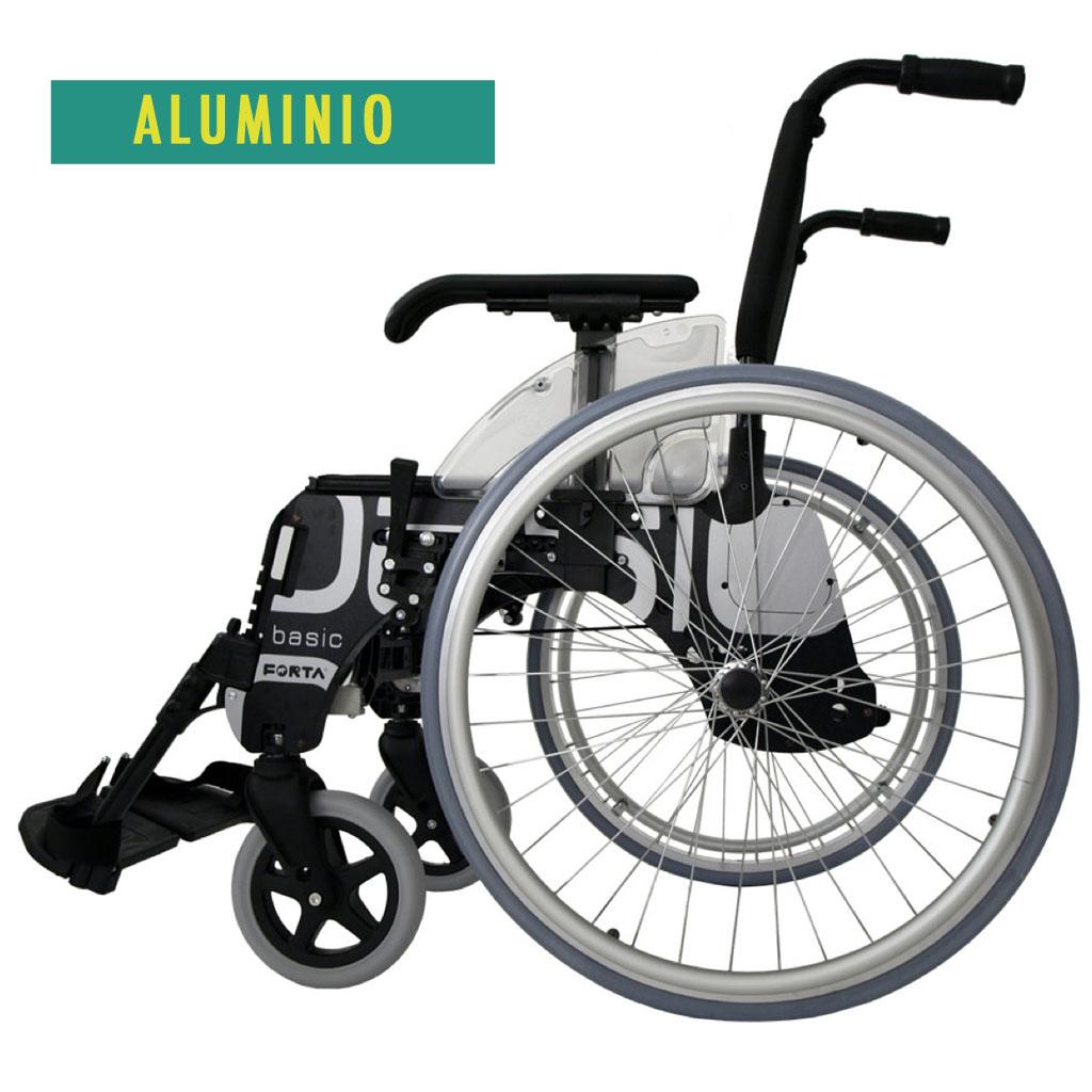 silla de ruedas plegable alquiler